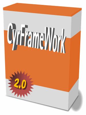 CyrFrameWork 2.0