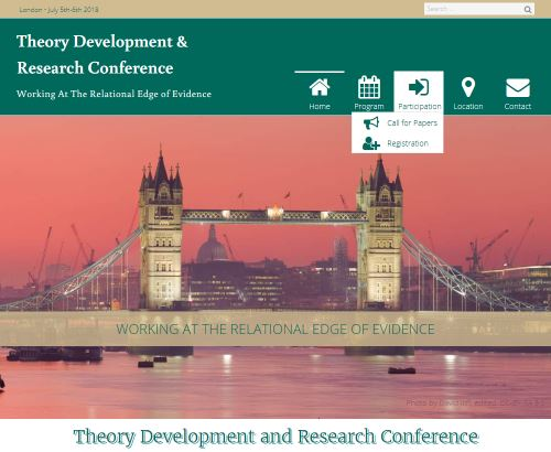 EATA + IARTA Theory Development & Research Conference 2018