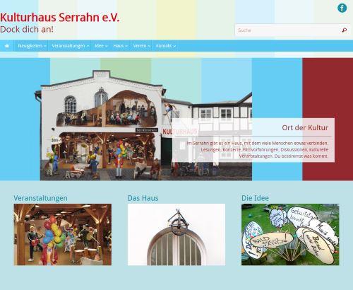 Kulturhaus-Serrahn