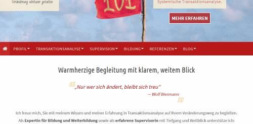 Ziemendorff.de Screenshot