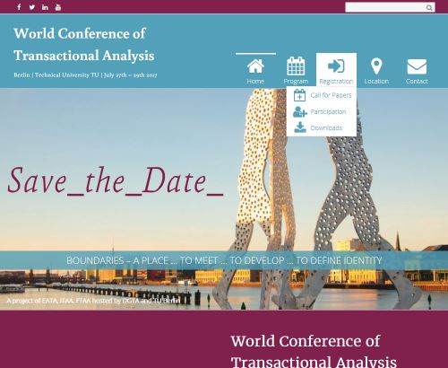 Weltkonferenz für Transaktionsanalyse